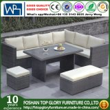 Garden Outdoor Rattan Wicker Sofa Set (TG-052)