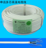 Flexible Silicone Jacket Fire Resistance Cable