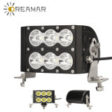 Double Row 60W LED Light Bar 10W LED Offroadlight