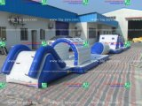 Giant Inflatable Water Obstacle Course for Sale (BJ-water obstacle01)