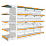 LCD Display GPS Supermarket Shelves Racks