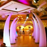 2015 Hot Selling Wedding Decorating Inflatable Tusk Candy