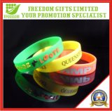 Customized Printed Silicone Wristband (FREEDOM-SB035)