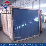 8mm Ford Blue/Light Blue Tinted Float Glass with Ce&ISO9001