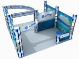 2015 New Arrival 20*20FT Exhibition Booth (LT-ZH019)