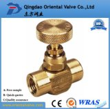 Engineering Special 3 Inch 200 Wog Brass Gate Valve for Water