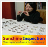 Fashion Jewelry Quality Control/Inspection Services in China