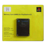 Memory Card for PS2 8MB 16MB 32 MB 64MB