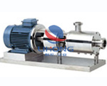 Stainless Steel Multi-Step Emulsification Pump