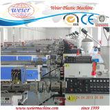 Wood Plastic Composite WPC Profile Machine One Step