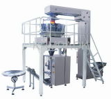Automatic 1kg 2kg 5kg Rice Packaging Machine