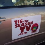 Custom Designs Vehicle Magnetic Bumper Stickers or Decals