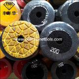 Wd-15 Metal Wet Dry Concrete Diamond Floor Surface Grinding Wheel