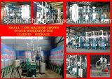 Site Visit Wheat Maize Flour Mill Flour Milling Machine
