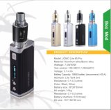 Latest Ecig E Cigarette Lite 65 PRO Mod Most Popular Jomo 65W Ecigarette Electronic Vape Mod Kit