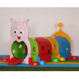 Playground Plastic Tunnel Toys Kid Plastic Play Tunnel