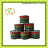 Supplier Tomato Puree Canned Food