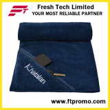 Microfiber Sports Zipper Pocket Towel with Your Logo