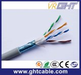 LAN Cable Indoor FTP Cat5e CCA Cable 24AWG Network Cable
