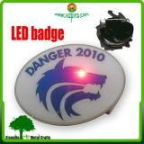 Fashion LED Flash Pin Badge with Custom Own Design