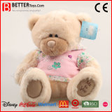 Soft Animal Plush Pink Teddy Bear Stuffed Toys for Baby Kids