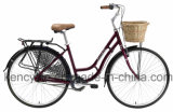 28inch Nexus Inter 7 Speed Classical Girls Bike with Basket Dutch Oma Bike City Bike