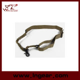 Adjustable Nylon One Single Point Tactical Rifle Airsoft Sling Strap System