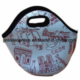 Neoprene Lunch Bag, Thermal Insulated Lunch Bag for Women/Kid/Food Bag