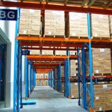 Selective Pallet Storage Rack for Industrial Warehouse Use