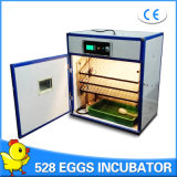 Hhd Fully Automatic Egg Incubator Hatching Machine Yzite-8