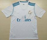 1718 Real Madrid Home White Jerseys