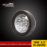 Flush Mount High Power LED Agricultural Light with Double Beam