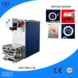 Fiber Laser Marking Machine for Various Some Non-Metal Materials