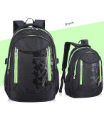 Water-Proof Double Shoulder Pupils School Backpack Bag for School Student