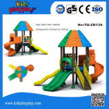 2016 China Factory New Tree House Series Outdoor Playground Set