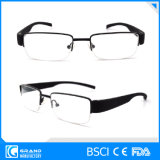 Wholesale Promotion Private Label Half Frame Metal Reading Glasses