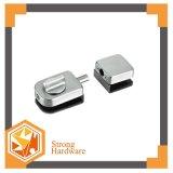 Stainless Steel Frameless Sliding Double Glass Door Locks