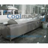 Stainless Steel Belt Type Cooking Machine for Food Industrial Use