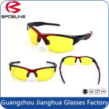 Full Shield Sport Sunglasses Superlight Unbreakable Lens Runners Sport Eyewear
