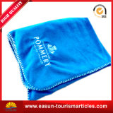 Super Soft Solid Flannel Waffle Blanket High Quality Solid Coral Fleece