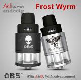 New Obs Frost Wyrm Rdta Tank Atomizer (RBA/RDA)