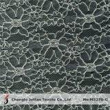 Nylon Mesh Cord Lace Fabric (M5270-G)