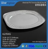 Aluminum Foil Container Mould 6250g