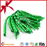 Gift Packaging Decorations Metallic Poly Curly Ribbon Bow