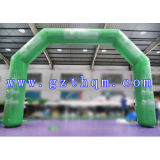 Inflatable Advertising Arch for Outdoor Activities / Inflatable Start Finish Arch for Racing
