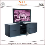 N & L Living Room Furniture Lacquer Finish TV Stand