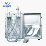 Good Dental Equipments Mobile Dental Unit with Air Compressor