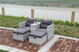Outdoor Wicker Garden Rattan Sofa