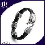 Punk Style Leather Bracelet Jewelry Men