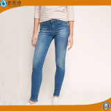 Wholesale Tight Skinny Jeans Hight Waist Women Denim Jean